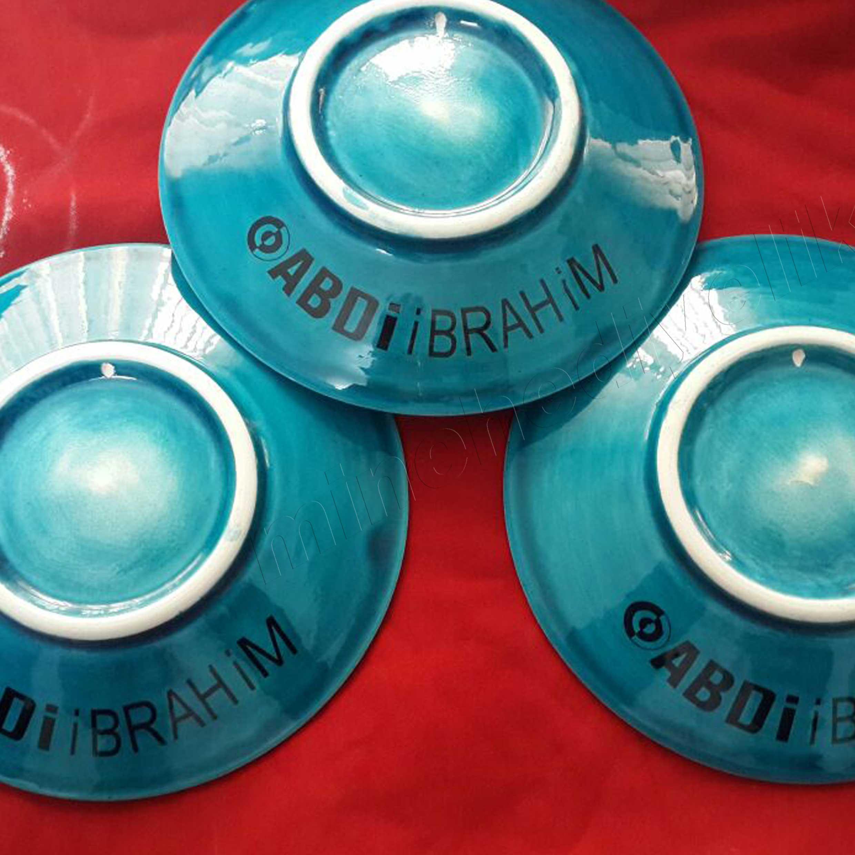 seramik tabak logolu cini tabaklar porselen tabağı sıraltı