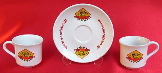 beyaz kahve fincan takımları
