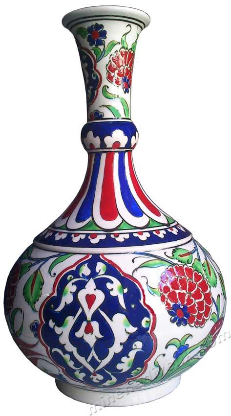 El Yapımı Çini ve Seramik Vazo  Modelleri ve Fiyatları, Büyük vazo Fiyatları, Çini Desenli Vazo  Modelleri Desenleri Çeşitleri kadife kutuda çini vazo en iyi çini vazo desenleri resimleri görselleri