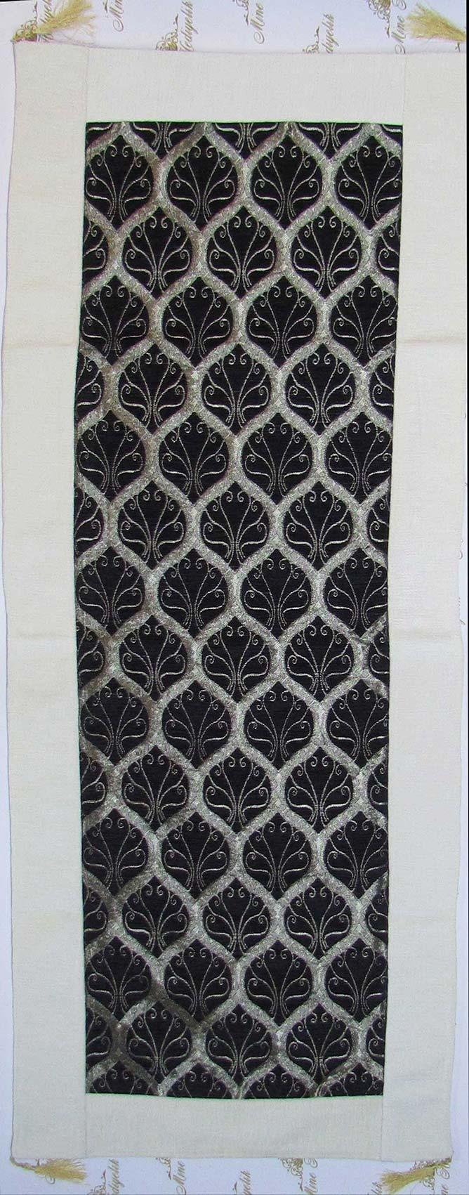 Tavuskuşu Modeli RANNIR geleneksel Türk tekstil ürünleri