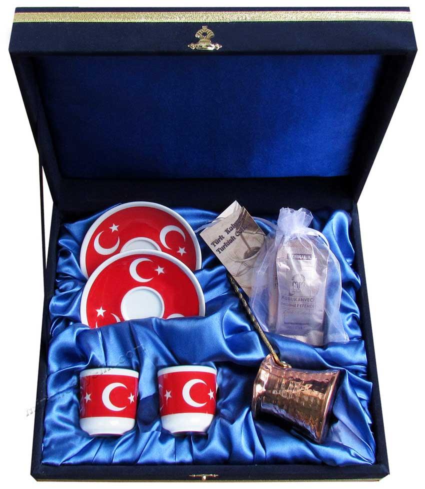 Türk Bayrağı Ay Yıldız Kahve Fincan Takımları Ulusal Milli Bayramlar Törenler Kutlamaları için Kamu Kurumları  Hediye Fikirleri  Ayyıldız Temalı Hediyelik Setler En Anlamlı  Sıra Dışı Benzersiz Kaliteli ve Kalıcı